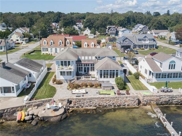 80 E Shore Drive, East Lyme, CT 06357 (MLS #170328267) :: GEN Next Real Estate