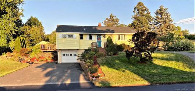 41 W Point Terrace, Simsbury, CT 06081 (MLS #170329421) :: The Higgins Group - The CT Home Finder