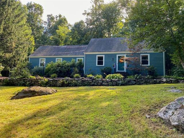789 N Park Avenue, Redding, CT 06896 (MLS #170329720) :: Michael & Associates Premium Properties | MAPP TEAM