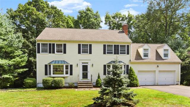 20 Pumpkin Hill Road, Trumbull, CT 06611 (MLS #170329828) :: The Higgins Group - The CT Home Finder
