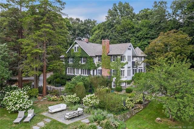 507 Oenoke Ridge N, New Canaan, CT 06840 (MLS #170330117) :: Kendall Group Real Estate | Keller Williams