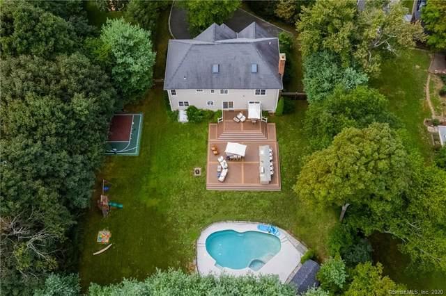 1870 N Benson Road, Fairfield, CT 06824 (MLS #170331027) :: Sunset Creek Realty