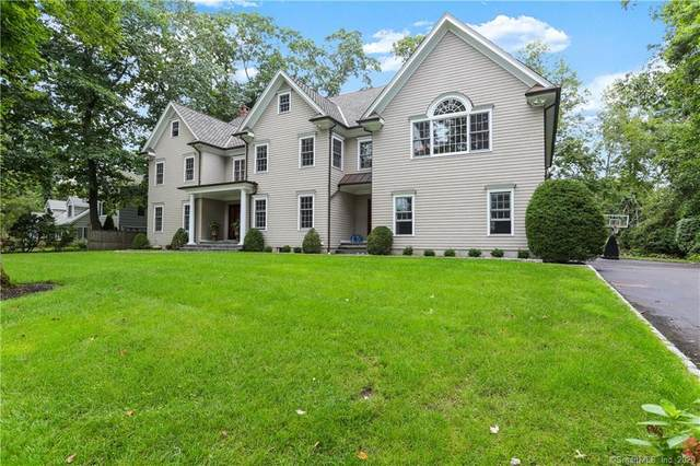 19 Revere Road, Darien, CT 06820 (MLS #170331049) :: The Higgins Group - The CT Home Finder