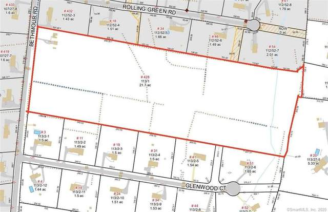428 Bethmour Road, Bethany, CT 06524 (MLS #170331370) :: Mark Boyland Real Estate Team