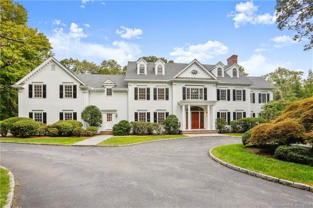 92 Four Winds Lane, New Canaan, CT 06840 (MLS #170331395) :: Kendall Group Real Estate | Keller Williams