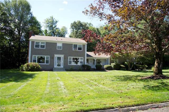 55 Cayer Circle, Shelton, CT 06484 (MLS #170331491) :: Spectrum Real Estate Consultants