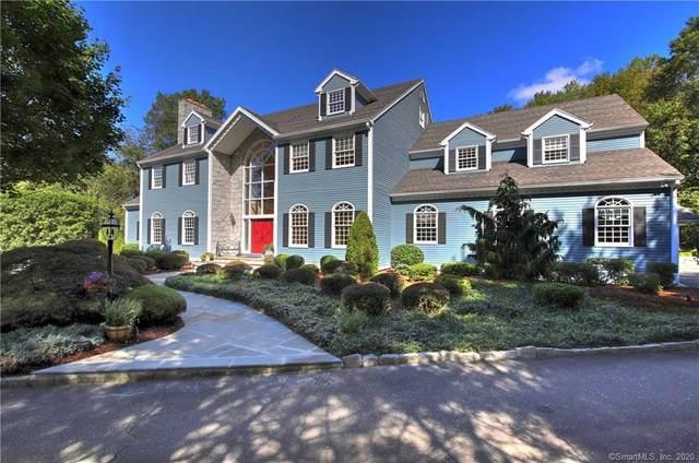 76 Putting Green Road N, Trumbull, CT 06611 (MLS #170331657) :: Tim Dent Real Estate Group