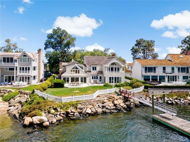 209 Dolphin Cove Quay, Stamford, CT 06902 (MLS #170331740) :: Around Town Real Estate Team