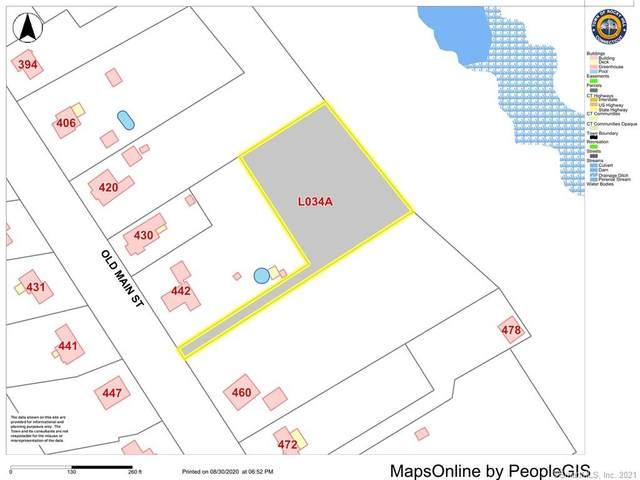 34 Old Main Street, Rocky Hill, CT 06067 (MLS #170331946) :: Team Phoenix