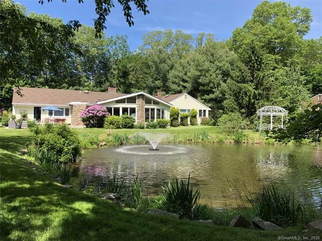 28 Turkey Hill Road N, Westport, CT 06880 (MLS #170332182) :: Around Town Real Estate Team