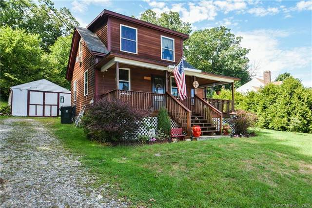 45 Babcock Hill Road, Windham, CT 06266 (MLS #170332457) :: The Higgins Group - The CT Home Finder