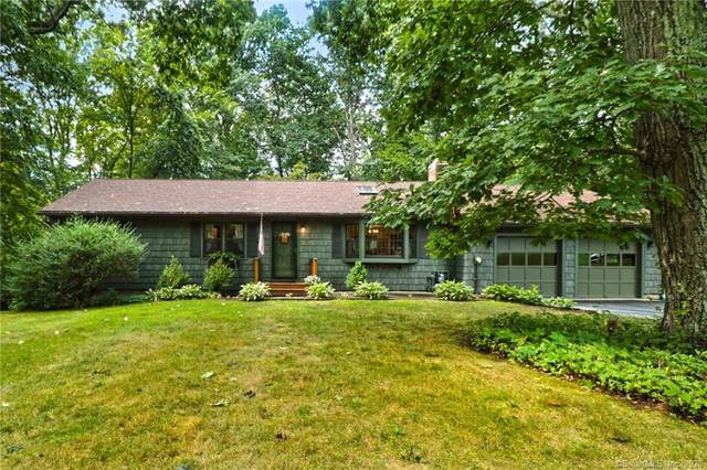 42 Oakwood Drive, Oxford, CT 06478 (MLS #170332488) :: Around Town Real Estate Team