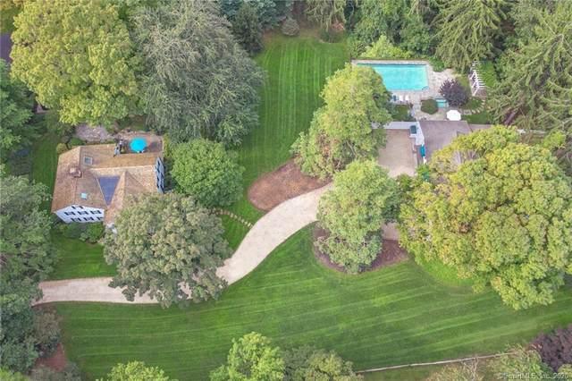 43 Red Coat Road, Westport, CT 06880 (MLS #170332541) :: Frank Schiavone with William Raveis Real Estate