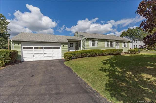 96 Cedar Street, Middlefield, CT 06481 (MLS #170332720) :: The Higgins Group - The CT Home Finder