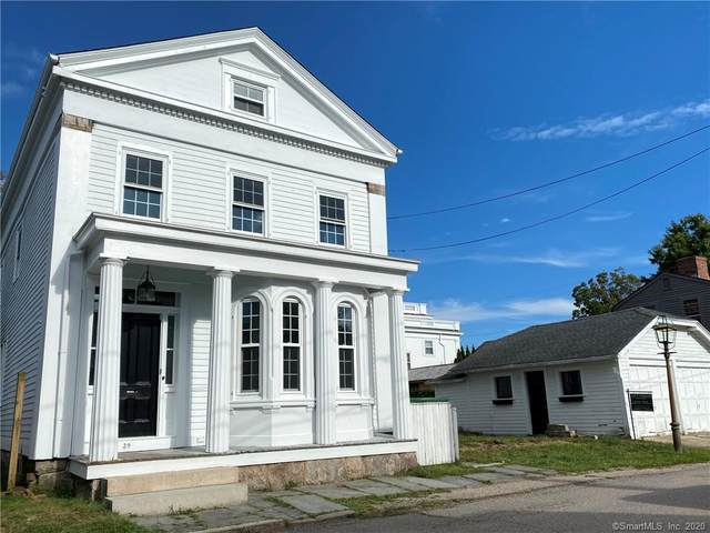 39 Gold Street, Stonington, CT 06378 (MLS #170333325) :: Team Feola & Lanzante | Keller Williams Trumbull