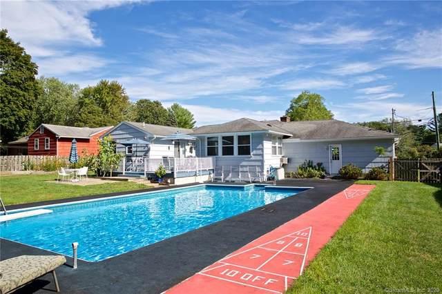 6 Thistle Road, Norwalk, CT 06851 (MLS #170333327) :: Around Town Real Estate Team