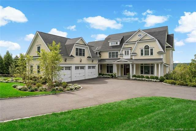 279 Ridgebury Road, Ridgefield, CT 06877 (MLS #170333527) :: Sunset Creek Realty