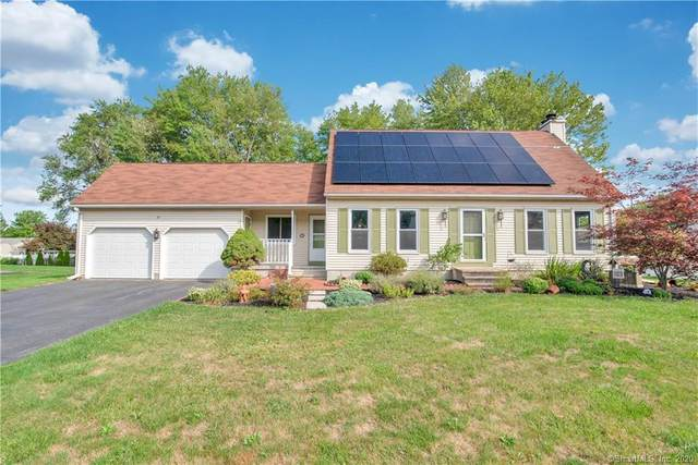 17 Eleanor Road, Enfield, CT 06082 (MLS #170334594) :: Sunset Creek Realty