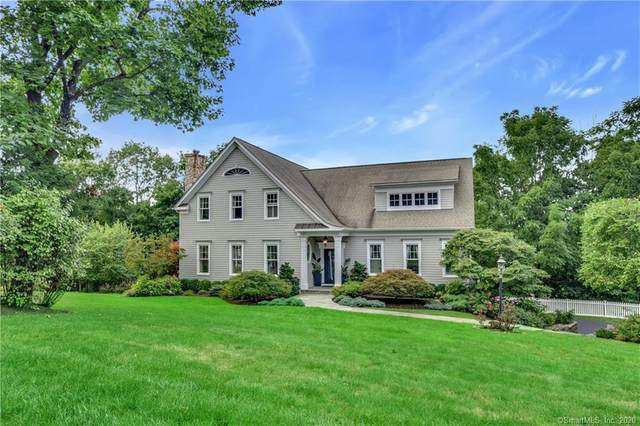43 Norfield Woods Road, Weston, CT 06883 (MLS #170334734) :: The Higgins Group - The CT Home Finder