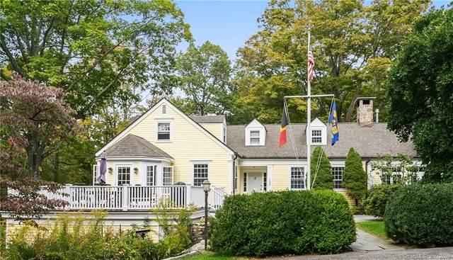 182 Bennetts Farm Road, Ridgefield, CT 06877 (MLS #170334817) :: Around Town Real Estate Team