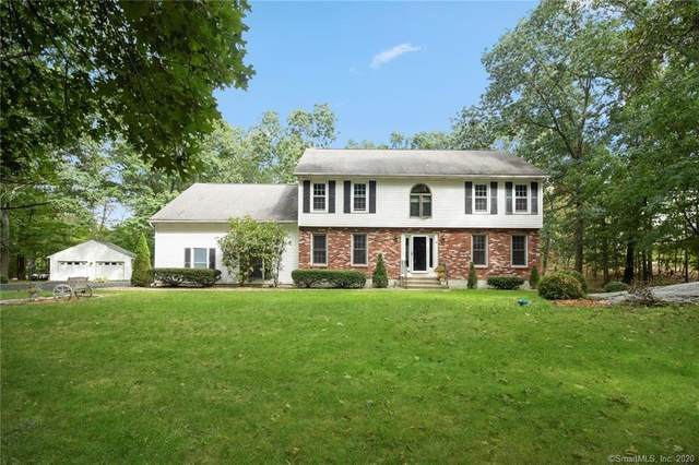 380 De Fashion Street, Southington, CT 06479 (MLS #170335012) :: The Higgins Group - The CT Home Finder