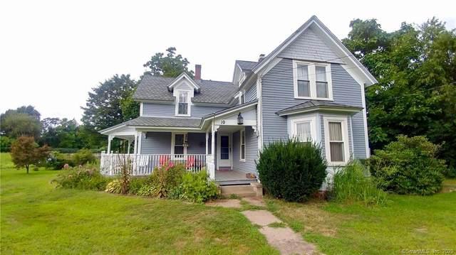 10 Tomoka Avenue, Ellington, CT 06029 (MLS #170335061) :: The Higgins Group - The CT Home Finder