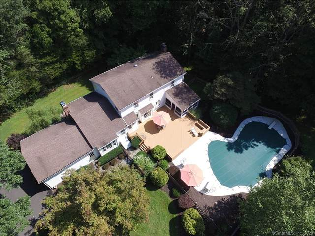 70 Deepwood Road, Easton, CT 06612 (MLS #170335101) :: Michael & Associates Premium Properties | MAPP TEAM