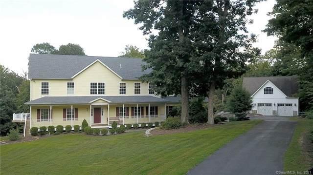 98A Walnut Tree Hill Road, Newtown, CT 06482 (MLS #170335267) :: Around Town Real Estate Team