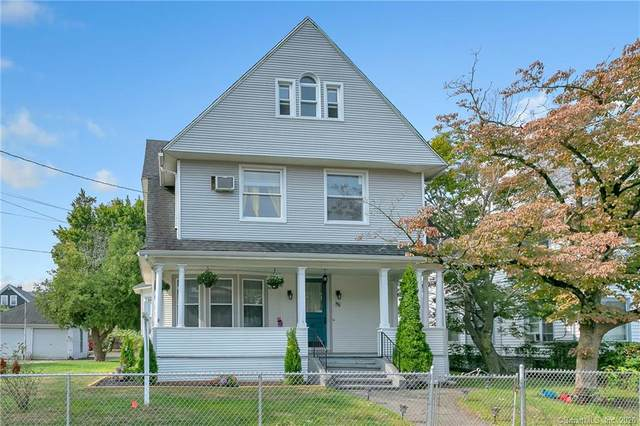 905 Howard Avenue, Bridgeport, CT 06605 (MLS #170335464) :: The Higgins Group - The CT Home Finder