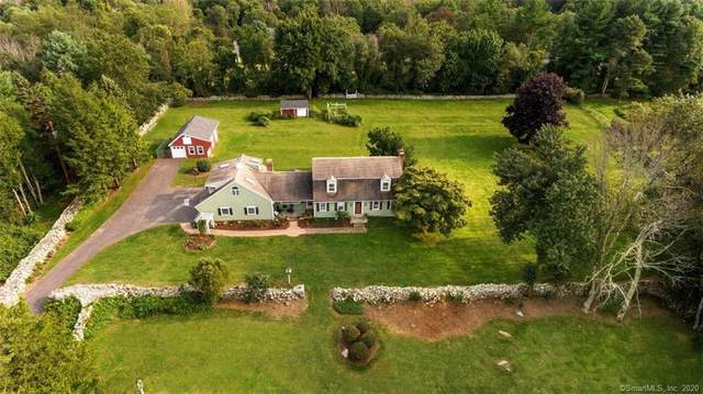 45 Sanford Drive, Easton, CT 06612 (MLS #170335560) :: The Higgins Group - The CT Home Finder