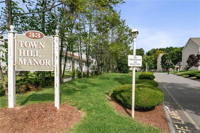 31-33 Town Hill Avenue #13, Danbury, CT 06810 (MLS #170335660) :: The Higgins Group - The CT Home Finder