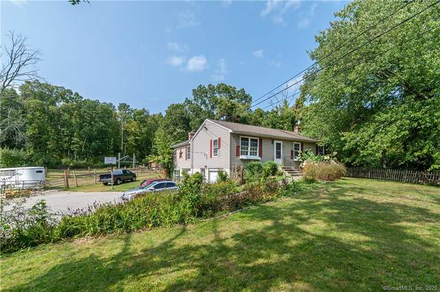 282 Barrett Hill Road, Brooklyn, CT 06234 (MLS #170335695) :: Frank Schiavone with William Raveis Real Estate