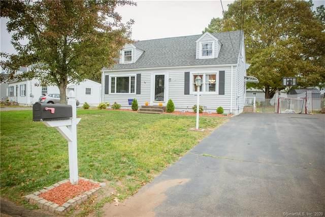 17 Damen Drive, East Haven, CT 06512 (MLS #170335982) :: Frank Schiavone with William Raveis Real Estate