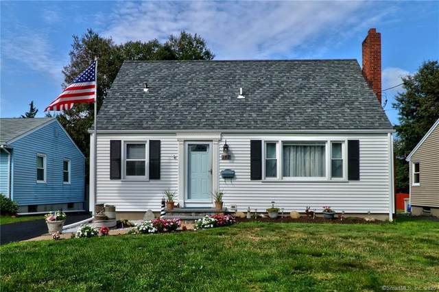152 Central Avenue, West Haven, CT 06516 (MLS #170336286) :: Around Town Real Estate Team