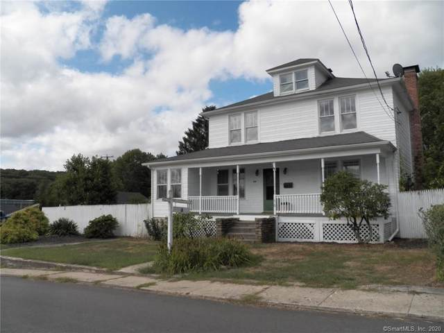 16 Mechanic Street, Plainfield, CT 06354 (MLS #170336324) :: Team Phoenix