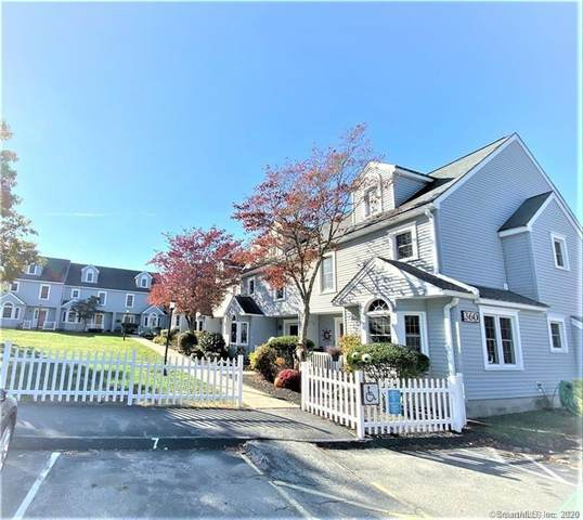 360 Meridian Street Extension #6, Groton, CT 06340 (MLS #170336865) :: The Higgins Group - The CT Home Finder