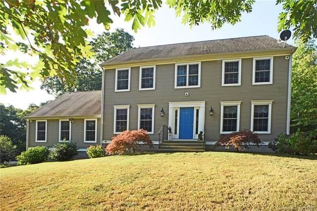 5 Huntington Drive, East Haddam, CT 06469 (MLS #170338183) :: Frank Schiavone with William Raveis Real Estate