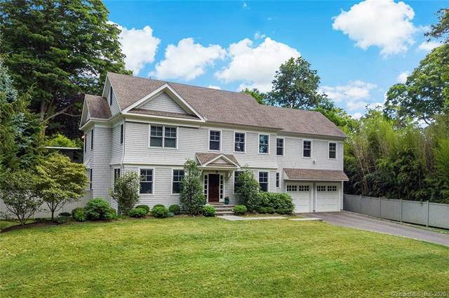 4 Winslow Lane, Westport, CT 06880 (MLS #170338356) :: Kendall Group Real Estate | Keller Williams