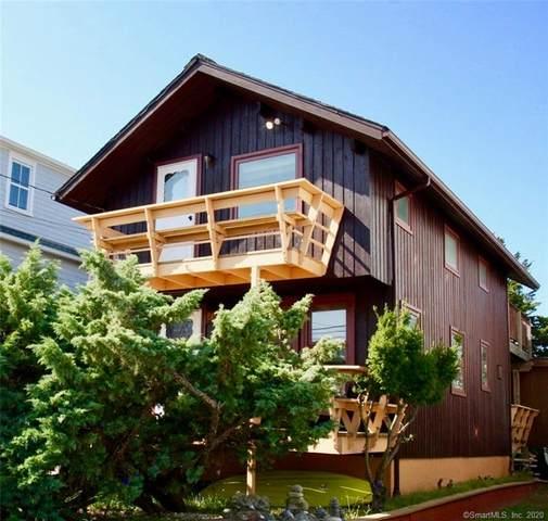 1240 Fairfield Beach Road #1240, Fairfield, CT 06824 (MLS #170338899) :: GEN Next Real Estate