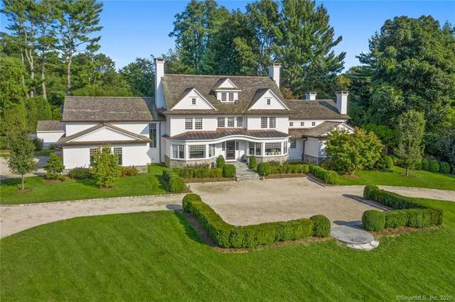 90 Hemlock Hill Road, New Canaan, CT 06840 (MLS #170339295) :: The Higgins Group - The CT Home Finder