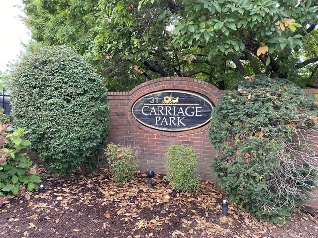 31 High Street #11106, East Hartford, CT 06118 (MLS #170339789) :: Michael & Associates Premium Properties | MAPP TEAM