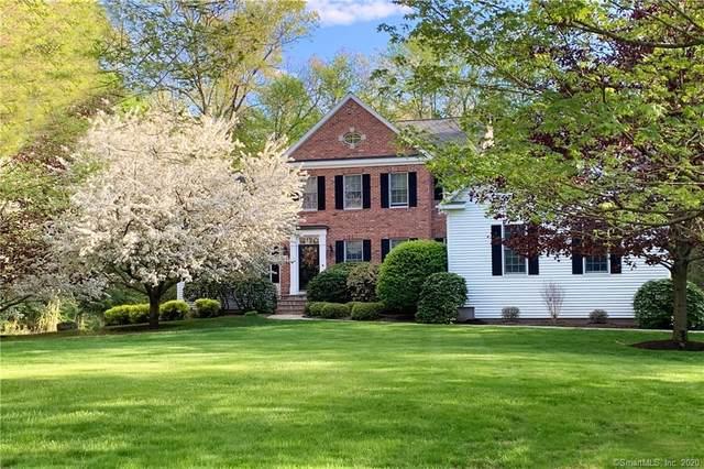7 Quorn Hunt Road, Simsbury, CT 06092 (MLS #170339828) :: Kendall Group Real Estate | Keller Williams