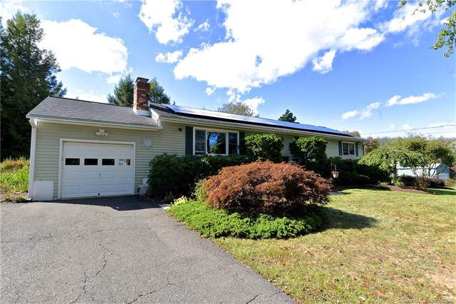 133 Far Horizon Drive, Monroe, CT 06468 (MLS #170340036) :: GEN Next Real Estate