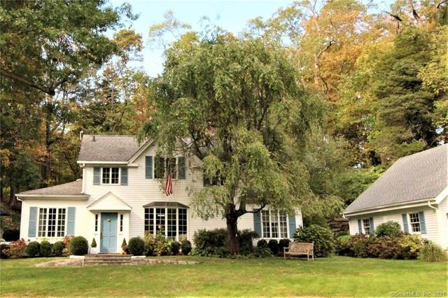299 Riversville Road, Greenwich, CT 06831 (MLS #170340320) :: GEN Next Real Estate