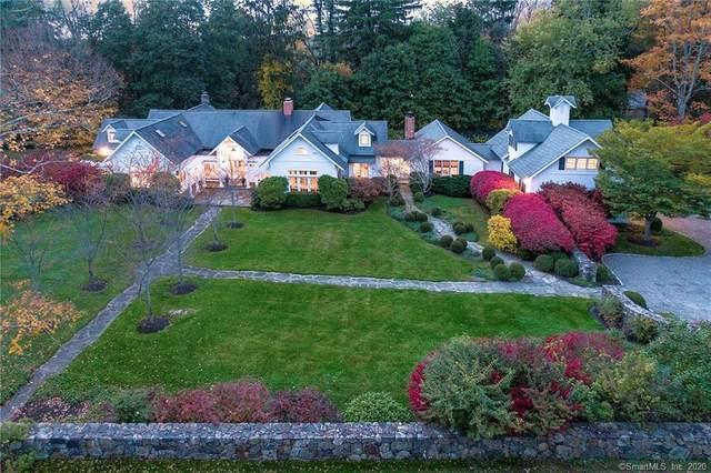 41 Peaceable Street, Ridgefield, CT 06877 (MLS #170340458) :: Around Town Real Estate Team