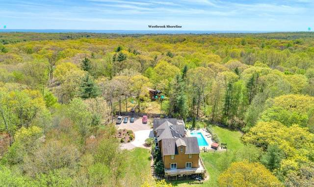 441 Toby Hill Road, Westbrook, CT 06498 (MLS #170340673) :: Forever Homes Real Estate, LLC