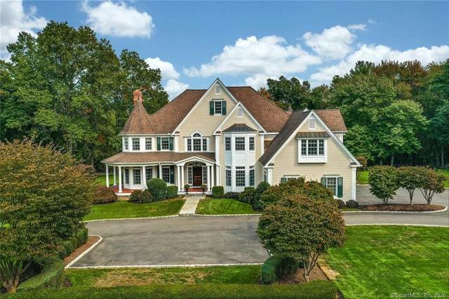 14 Skyview Lane, New Canaan, CT 06840 (MLS #170341360) :: Kendall Group Real Estate | Keller Williams