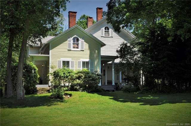 86 Boggs Hill Road, Newtown, CT 06470 (MLS #170341383) :: Kendall Group Real Estate | Keller Williams
