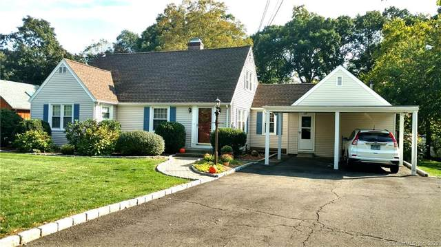 37 Stonybrook Road, Norwalk, CT 06851 (MLS #170341472) :: Kendall Group Real Estate | Keller Williams
