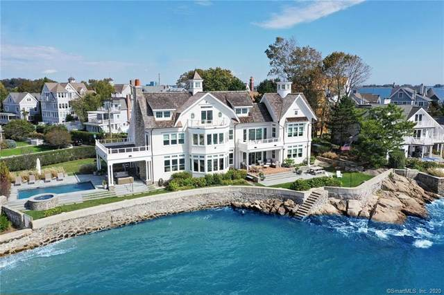 46 S Beach Drive, Norwalk, CT 06853 (MLS #170341849) :: GEN Next Real Estate